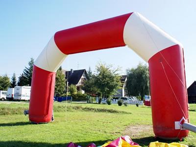 Arche (blanc/rouge)