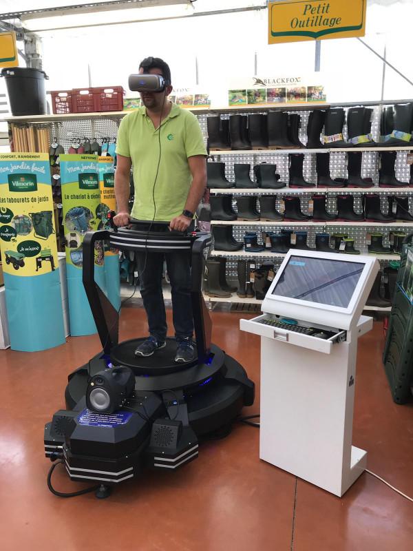 Moon Walker VR