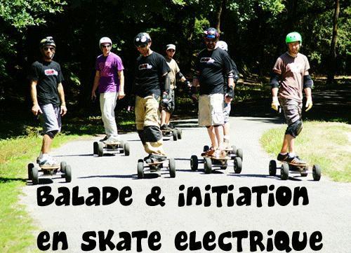 Skate élecrique
