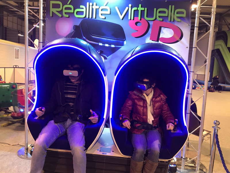 Sky Walker VR