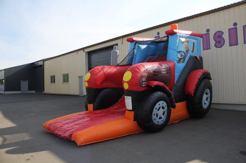 toboggan 300 tracteur