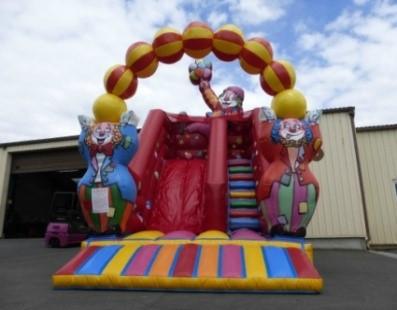 Toboggan 400 cirque