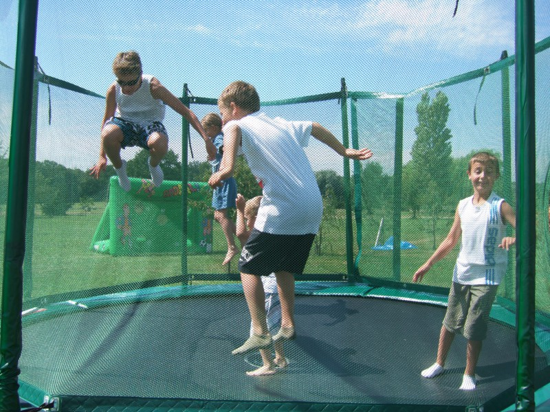 trampoline-individuel